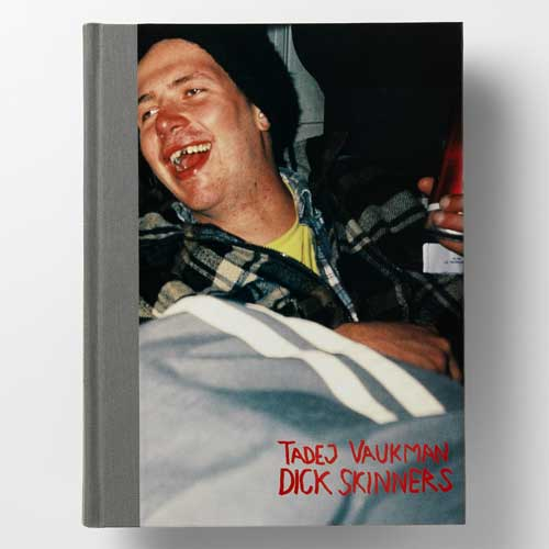 Dick Skinners, Book by Tadej Vaukman