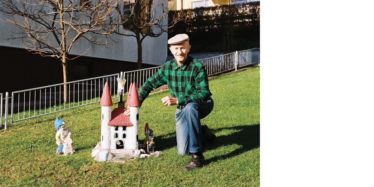 Tadej Vaukman: Grandheroes